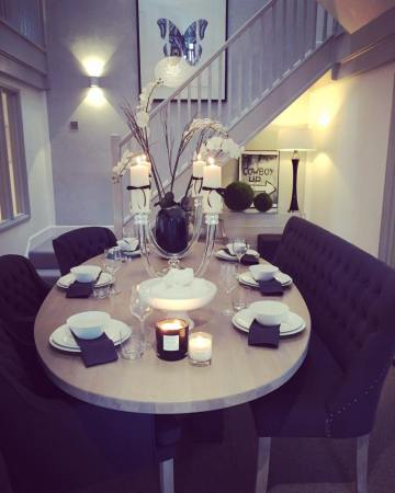 Luxury interiors by Lathams Home