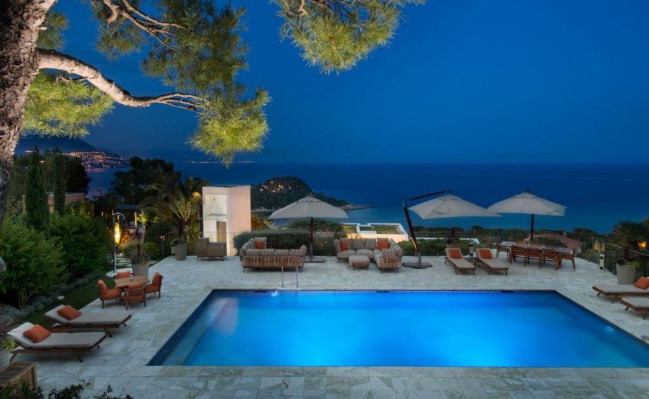 Eat, Drink, Sleep Monaco presents Villa C-View in St. Jean Cap Ferrat, Maya Bay and Brasserie de Monaco