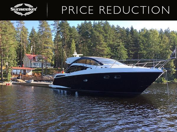 PRICE REDUCTION: Sunseeker Predator 53 AZUL