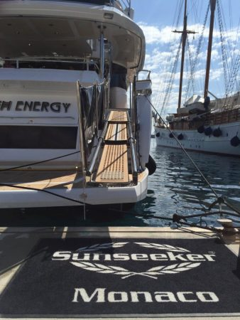 Every client that walked on 'HIGH ENERGY' was under no illusion as to why as she is a stunning example of a Sunseeker 28 Metre Yacht