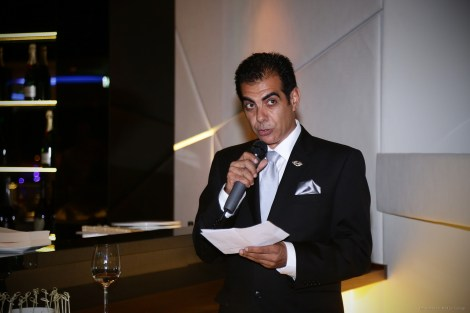 Evros Symeonides, General Manager of Sunseeker Cyprus