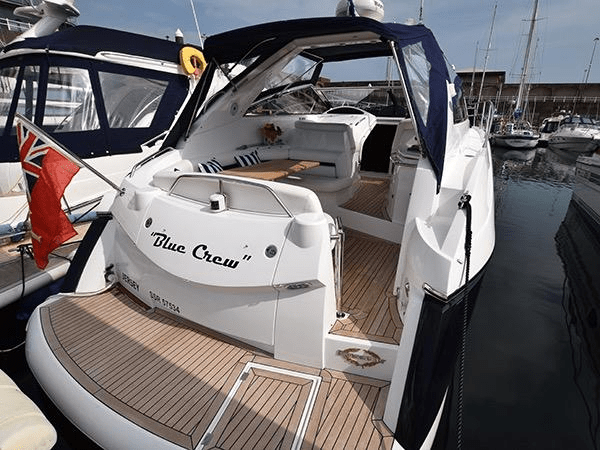 PRICE REDUCTION: Sunseeker Portofino 35 – Now asking £119,500 ex VAT