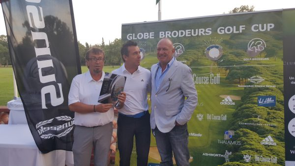Sunseeker Cannes sponsor Globe Brodeurs Golf Tournament for the 5th year running