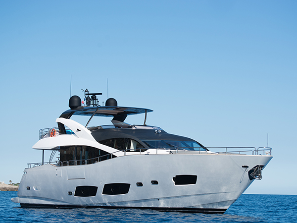 NEW LISTING: Sunseeker 28 Metre Yacht – £3,850,000 TAX PAID!