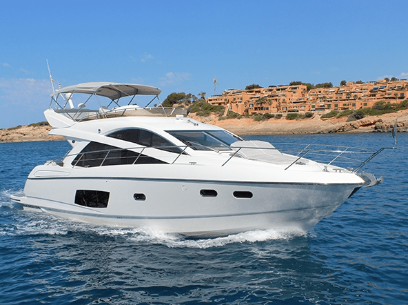 The Sale of Sunseeker Manhattan 53 'BEST OF ME', successfully completed by Sunseeker Torquay and Sunseeker Mallorca