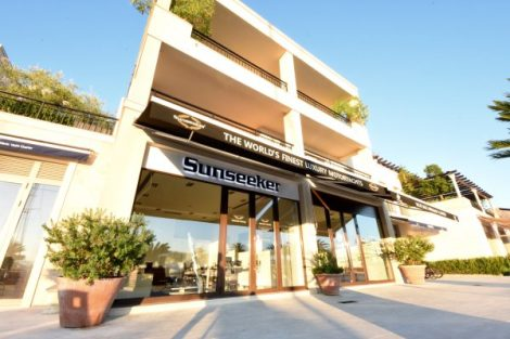 The exterior of the new Montenegro office