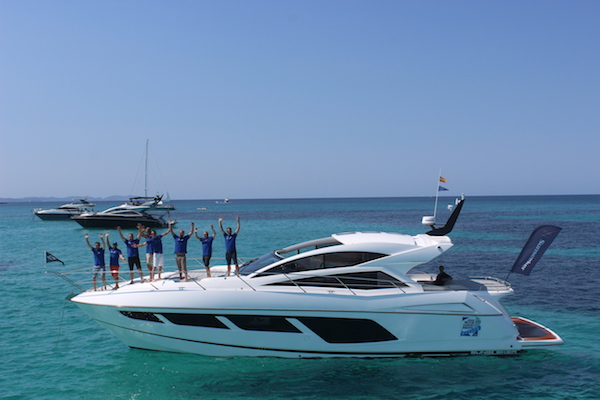 HIRING: Do you have what it takes to be a Yacht Broker working in the sunny Balearics for the Sunseeker Mallorca team?