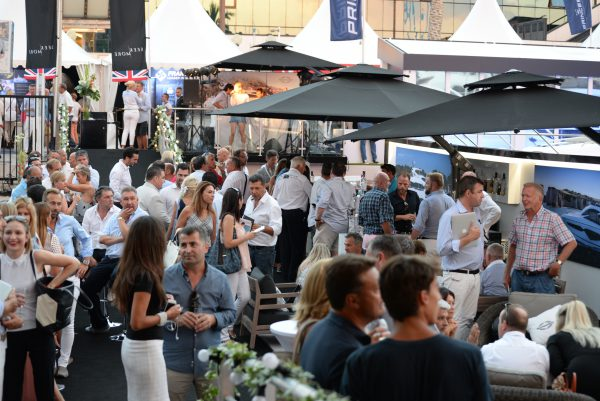 EVENT ROUND UP: Sunseeker London Group announce an incredibly successful Cannes Yachting Festival