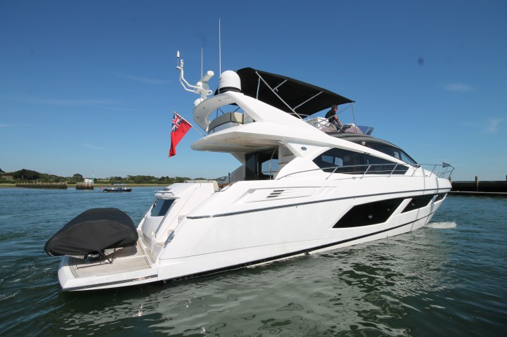PRICE REDUCTION: Sunseeker Torquay announce a price reduction on 65 Manhattan of £100,000