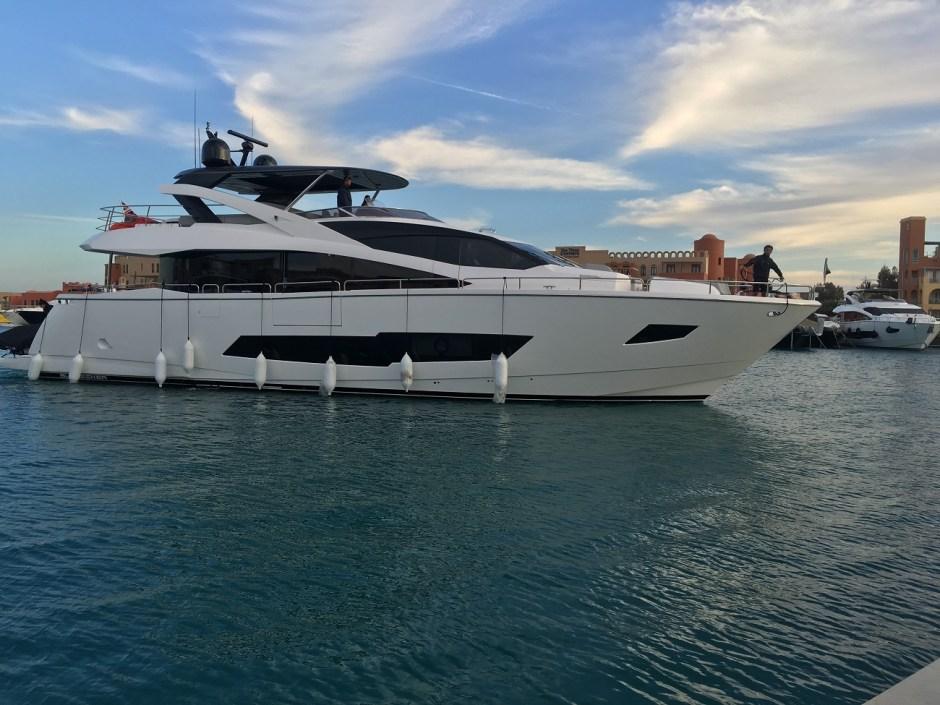HANDOVER: Sunseeker Egypt announce successful handover of their second new Sunseeker 86 Yacht