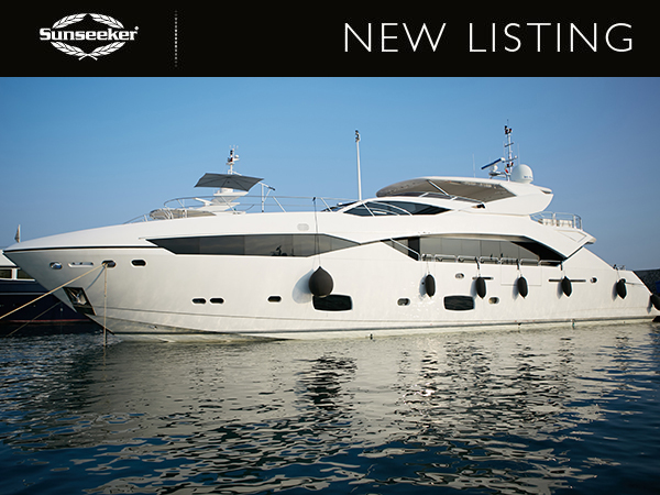 BROKERAGE: Gary Cleaverly presents the jaw-dropping Predator 115 'ELYSIUM'