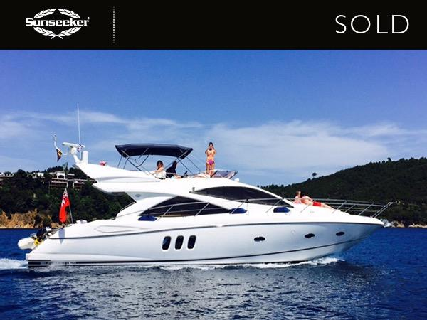 SUNSEEKER HELLAS:  Nikolas Makridis and the team are kicking off the year with a very successful January