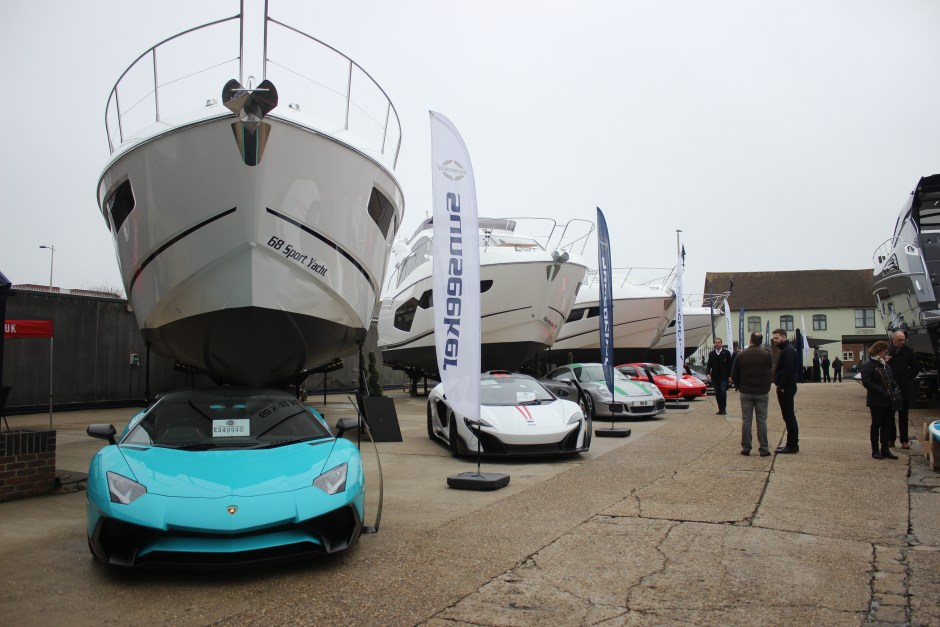 BOAT SHOW: The Success of Sunseeker Pre-Season Boat Show