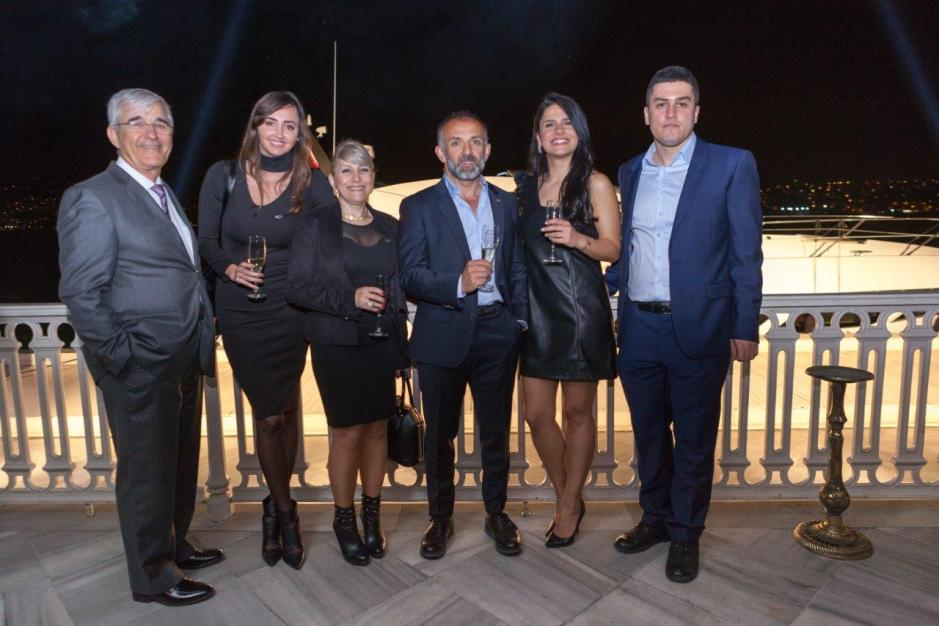 EVENT: Sunseeker Turkey are proud to have sponsored The Boat International Turkey launch!
