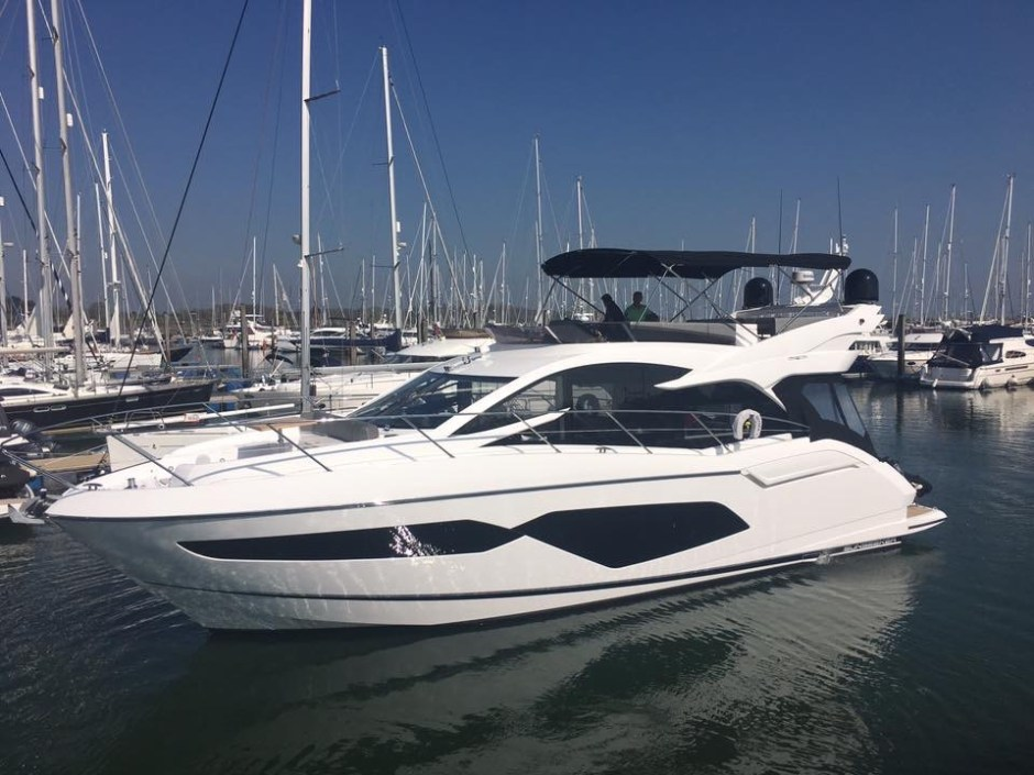 HANDOVER: James Lumley is proud to announce the handover of the brand new Manhattan 52 'BETSEA'