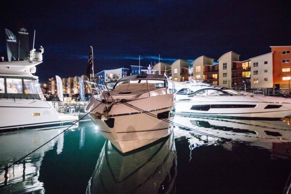 BOAT SHOW: Sunseeker Channel Islands reports on a successful Jersey Boat Show