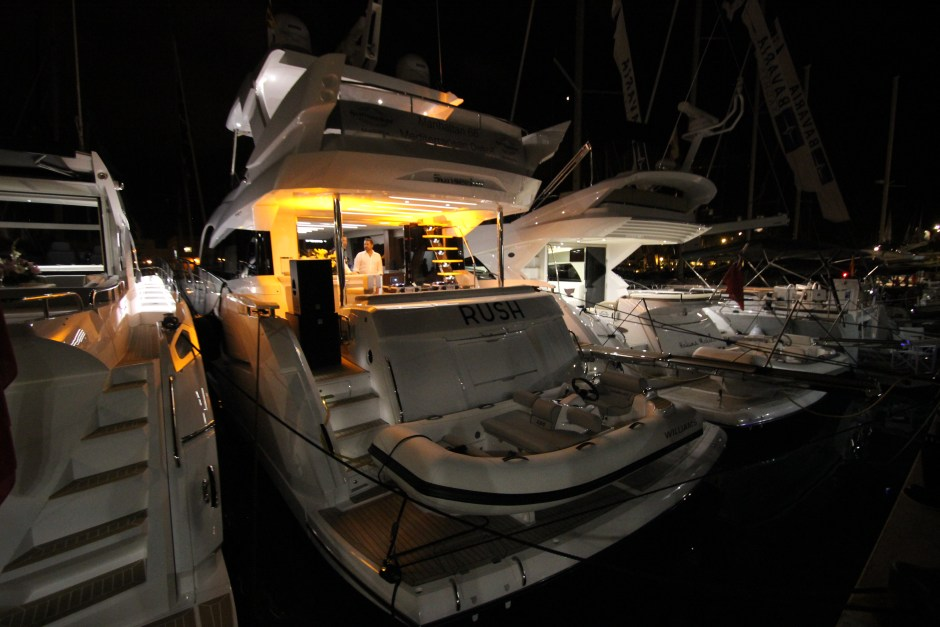 BOAT SHOW: Sunseeker Mallorca report on two amazing Boat Shows