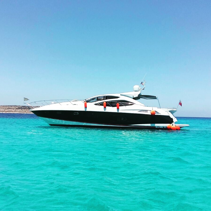 BROKERAGE: Sunseeker Malta are delighted to announce the sale of the stunning Sunseeker Predator 64 'SPLASH'