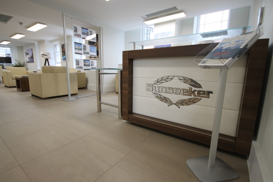 NEW LOCATION: Sunseeker Torquay are pleased to announce their new Summer location in Dartmouth!