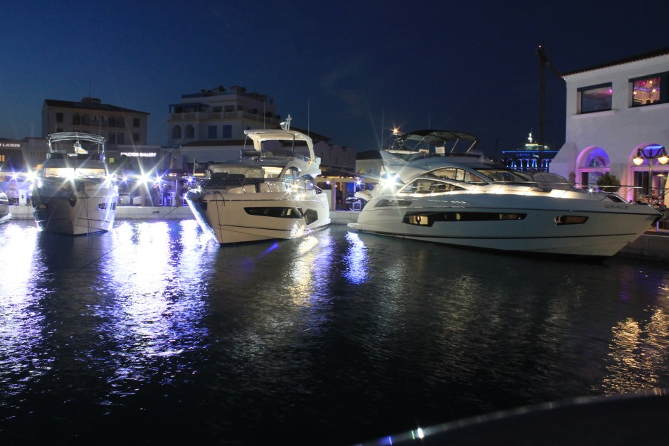 BOAT SHOW: Sunseeker Cyprus report on a Spectacular Limassol Boat Show