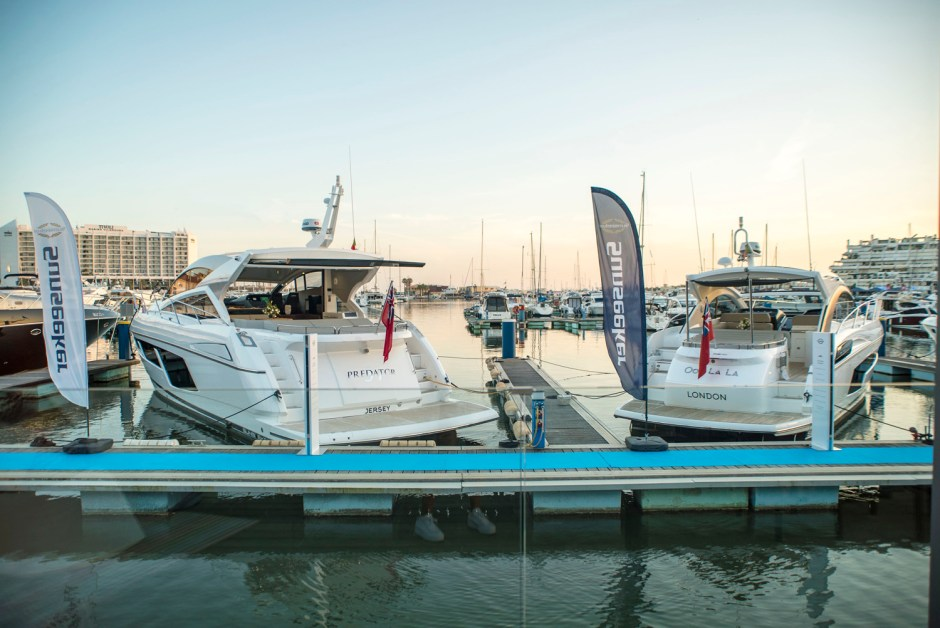 BOAT SHOW: Sunseeker Portugal are proud to report on a successful Vilamoura Boat Show