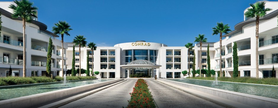 EAT DRINK SLEEP: Sunseeker Portugal present Conrad Algarve on the beautiful Portugal Algarve