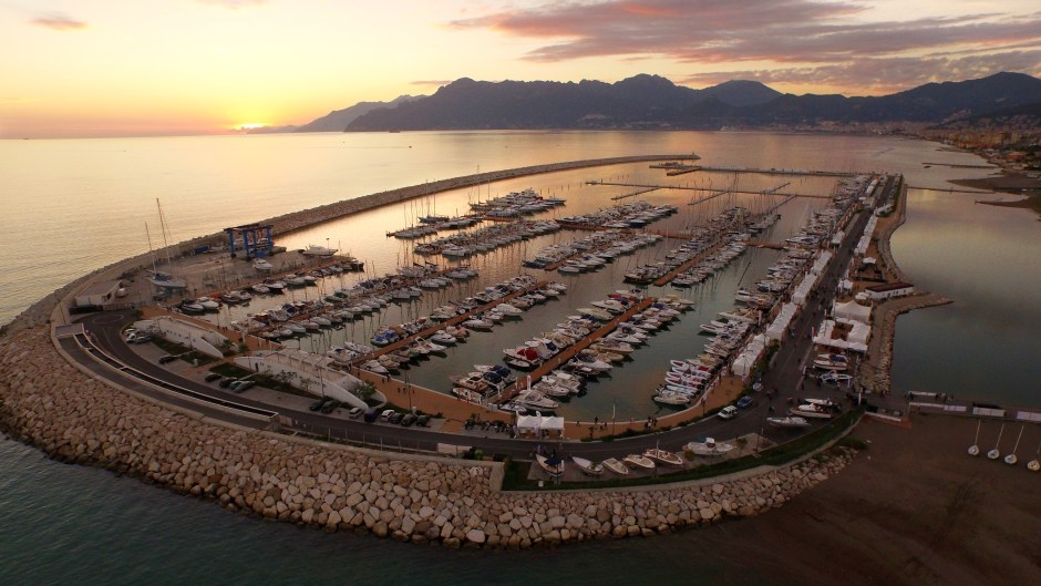 ♯MyMarina : Sunseeker London Group are proud to present Marina d'Arechi in partnership with Camper & Nicholsons Marinas