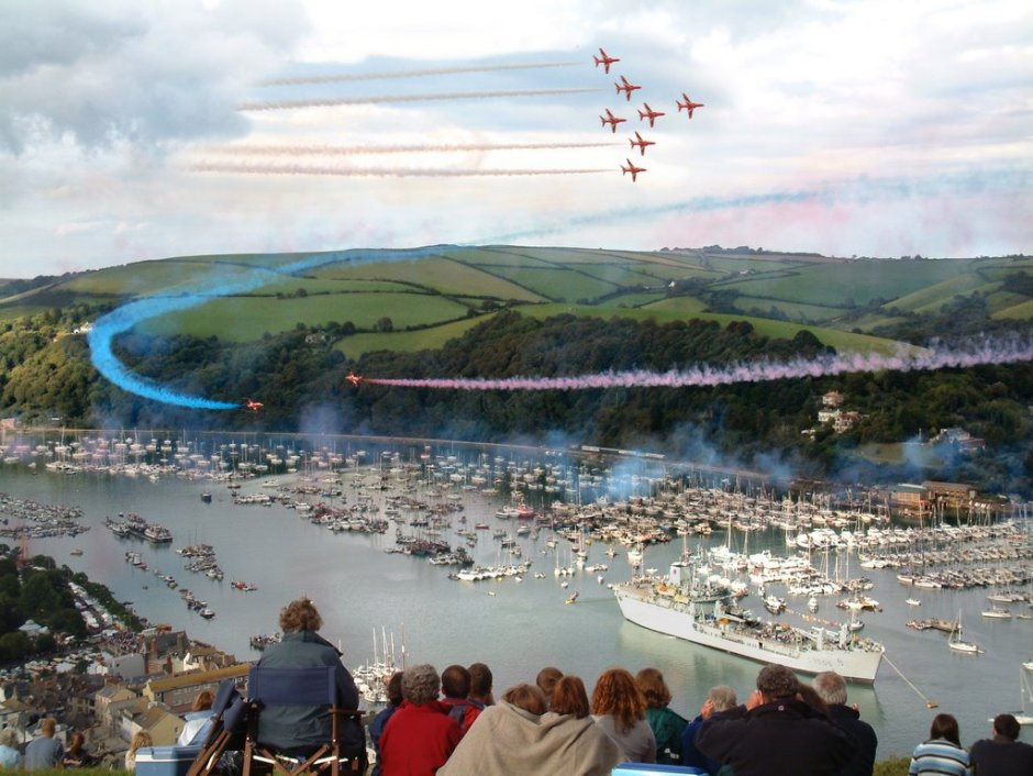 EVENT: JOIN SUNSEEKER TORQUAY AT THE DARTMOUTH ROYAL REGATTA 24th-26th AUGUST