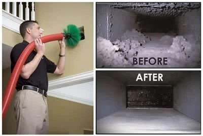 Sunset Air and Home Services - AC Duct Cleaning - Dryer Vent Cleaning