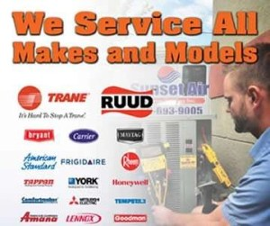 AC Repair Technician Ryan - Fort Myers FL - Sunset Air and Home Services - 239-693-9005 - 359 x 300