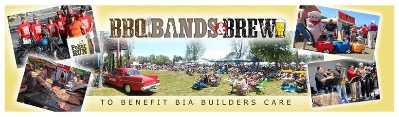 BBQ Bands and Brew 2016 - BIA Builders Care Benefit - Banner 820x240