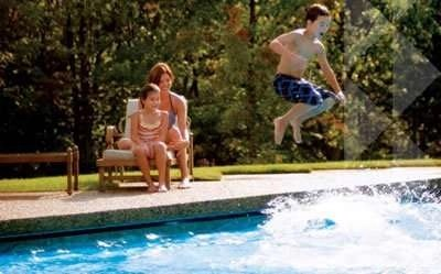 Family Pool Fun - Pentair Pool Heaters - Sunset Air and Home Services