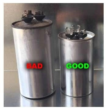 AC Capacitor Replacement • Sunset Air and Home Services