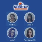 Customer Service Department - Sunset Air and Home Services - Contact Us 24/7
