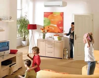 Duct Free Air Conditioners - Crazy Kids - Wall Units
