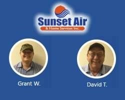 Grant - Dave - AC Maintenance Fort Myers FL - Sunset Air and Home Services