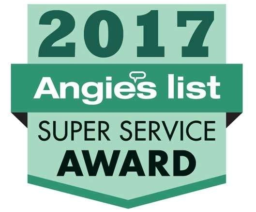 2017 Angies List Super Service Award Winners - Sunset Air and Home Services