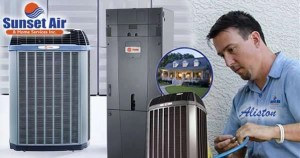 AC Technician Aliston - AC Replacement - Fort Myers FL - Sunset Air and Home Services - 239-693-9005 - 600 x 315