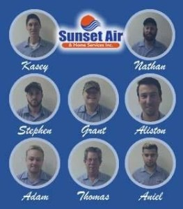 AC Repair Department AC Technicians - Fort Myers FL - Sunset Air and Home Services - 239-693-9005 - 280 x 320