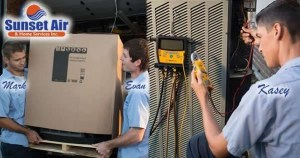 Sunset Air and Home Services - Naples Florida - AC Replacement - Kasey Mark and Evan - 600 x 315