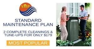 AC Maintenance - Fort Myers Florida - Sunset Air and Home Services - 239-693-9005- 300 x 158