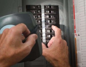 Circuit breaker – Blank thermostat screen - Fort Myers - Sunset Air & Home Services