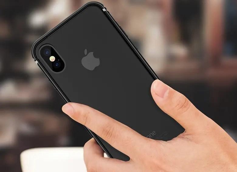 iPhoneXのデザインを重視するならバンパーがおすすめ!今おすすめする7つのiPhoneX用バンパー!!