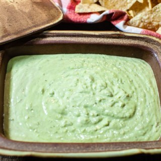Original Houston Style Green Sauce. Unlike the hundreds of imitators on the web, this is the Green Sauce that made Green Sauce a thing.