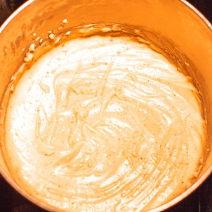 Basic Béchamel Recipe - A mother to other sauces.