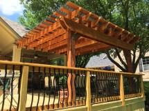 Deck Builder Garden Structures Pergolas & Arbors