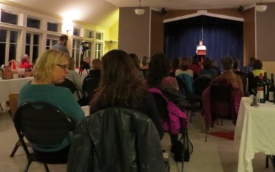 Ballard Authors Read New Work 11/1/19