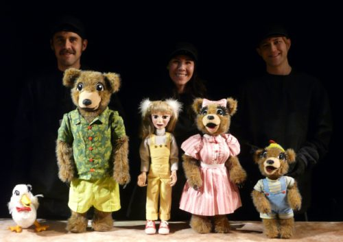 """Thistle Theatre's """"Gingerbread Boy – Candyland"""" 12/8/18"""