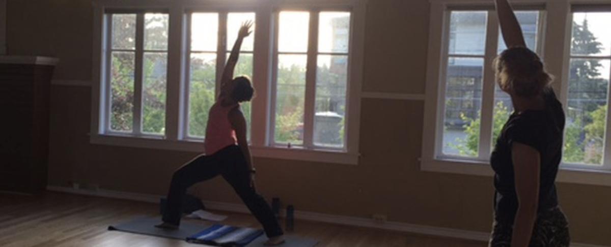 Sunrise Yoga at Sunset Hill Community Association