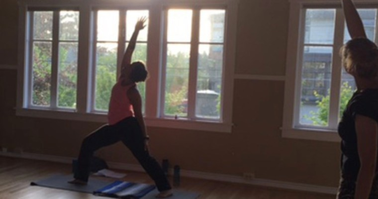 Sunrise Yoga at Sunset Hill Community Association